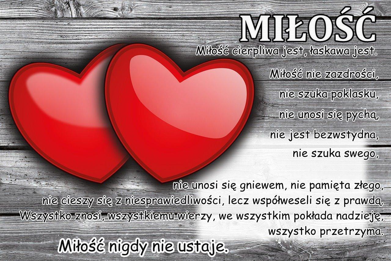 Hymn O Miłości Blog Pielgrzyma